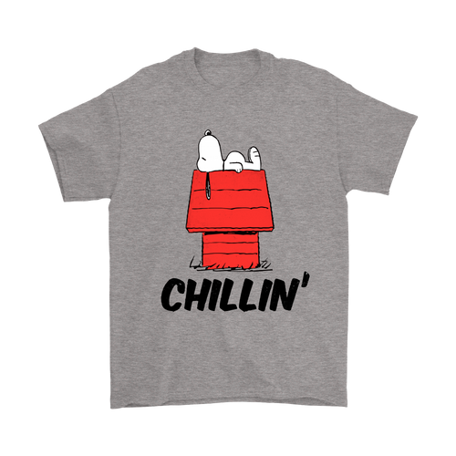 Chilling' Lazy Snoopy Shirts