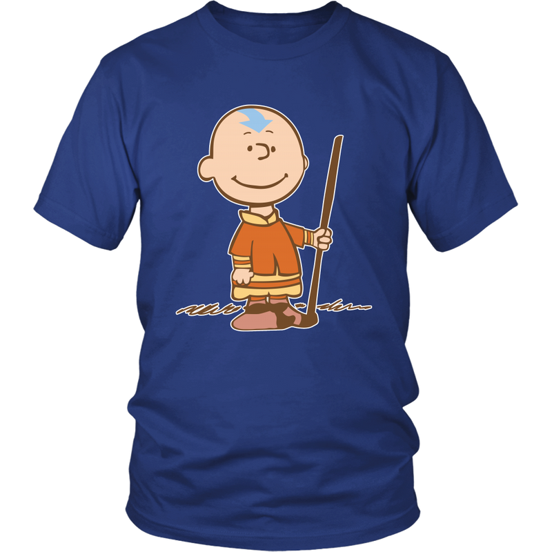 The Last Blockhead The Last Airbender Snoopy Shirts