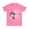 I'm A Christian I'm Not Perfect God's Grace Snoopy Shirts