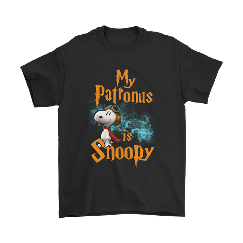 My Patronus Is A Flying Ace Snoopy Shirts