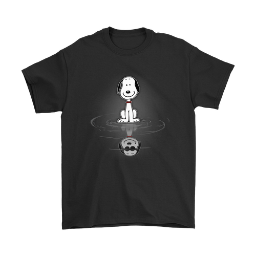 Joe Cool Reflection Snoopy Shirts