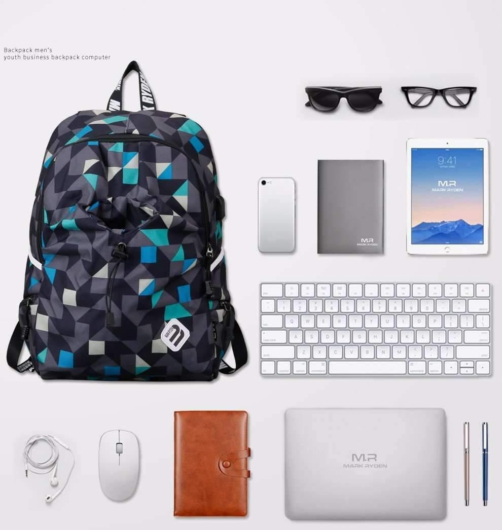 The Vitral - Best Backpacks For College - Moustache.shopping