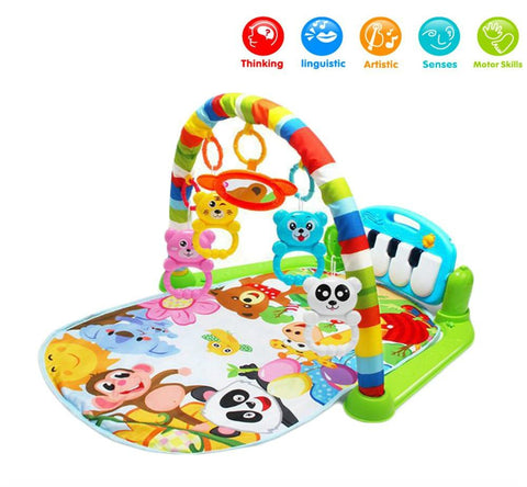 Jeyve™ Musical Playgym Piano Playmat