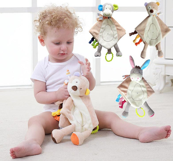 Soothing Towel Animal (BUY 2 FREE 1) - Jeyve.com