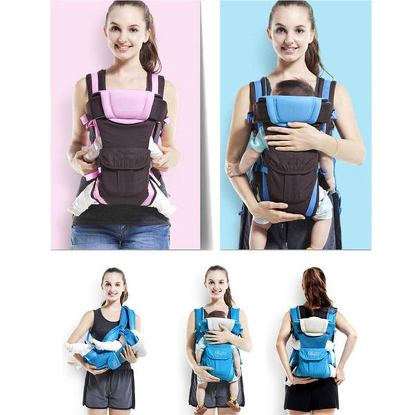 The MOST Functional Baby Carrier - Jeyve.com