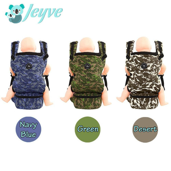 Baby Carrier (Camouflage Printing) - Jeyve.com