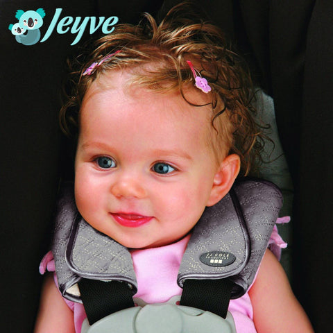 Reversible Seat Belt Strap Cover 2 pcs - Jeyve.com