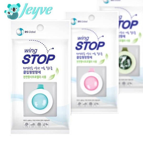 Fashionable Insect Repellent Buckle - Jeyve.com