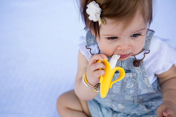 Banana Teether - Jeyve.com
