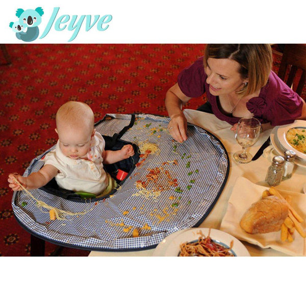 High Chair Seat Cover - Jeyve.com