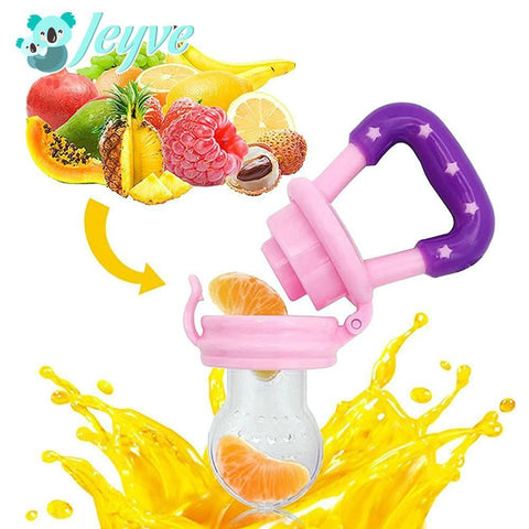 Baby Fresh Fruit Pacifier - Jeyve.com