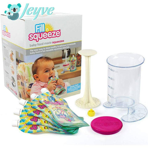 Fill n Squeeze Station - Jeyve.com