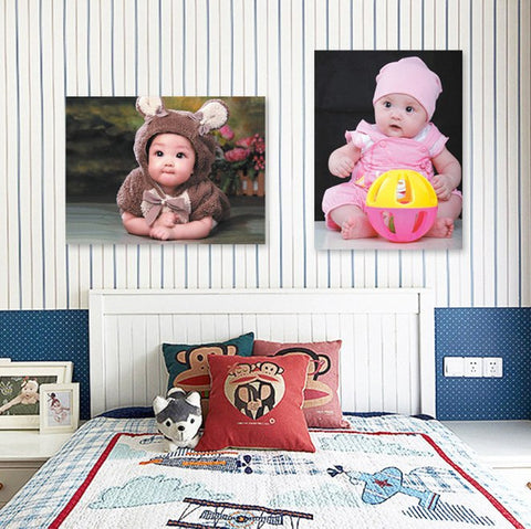 Beautiful Baby Poster (Value-Pack 3pcs) - Jeyve.com