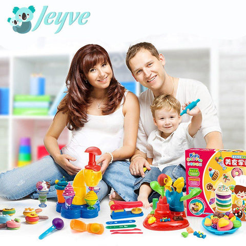 Kid's Dough Cooking Set - Jeyve.com