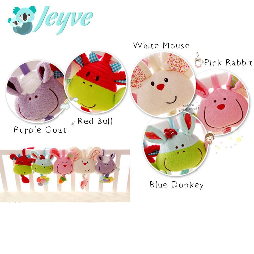 Baby Pulling Musical Soft Toys - Jeyve.com