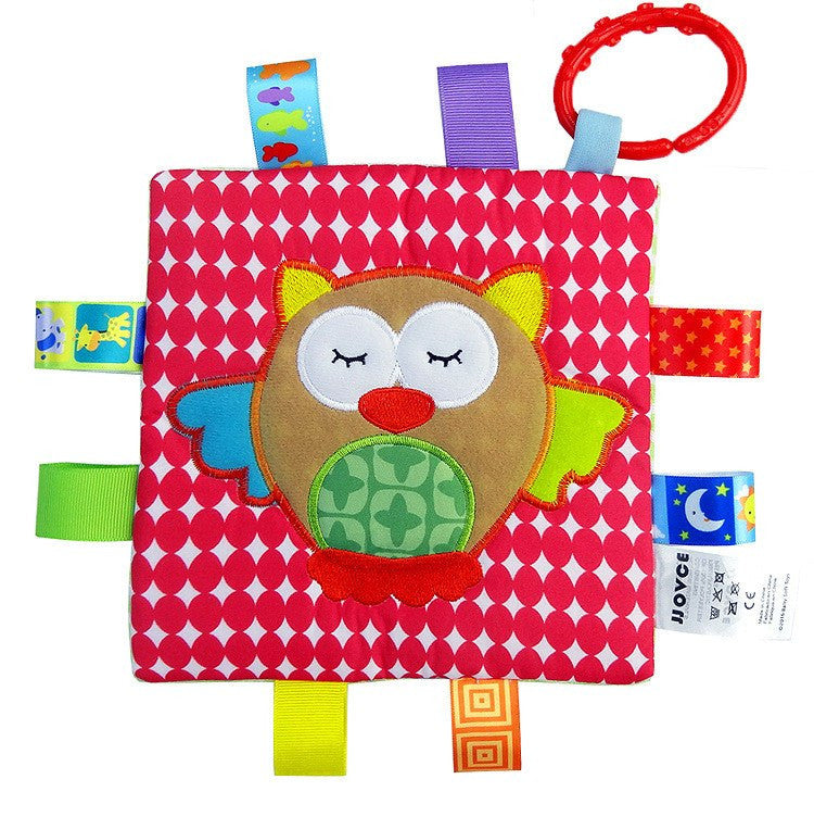 Labeling Crinkle Soothing Toy (BUY 2 FREE 1) - Jeyve.com