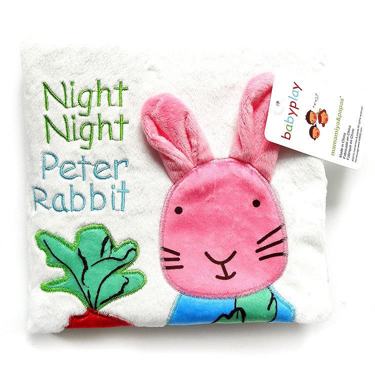 Cloth Book (Night Night Peter Rabbit) - Jeyve.com