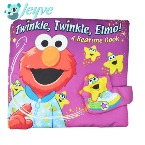 Cloth Book (Twinkle, Twinkle, Elmo!) - Jeyve.com