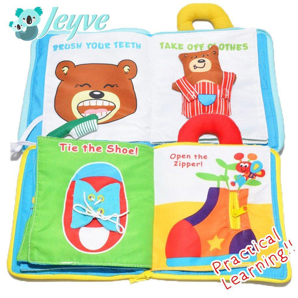 Value Pack Cloth Book (Buy@Two) - Jeyve.com