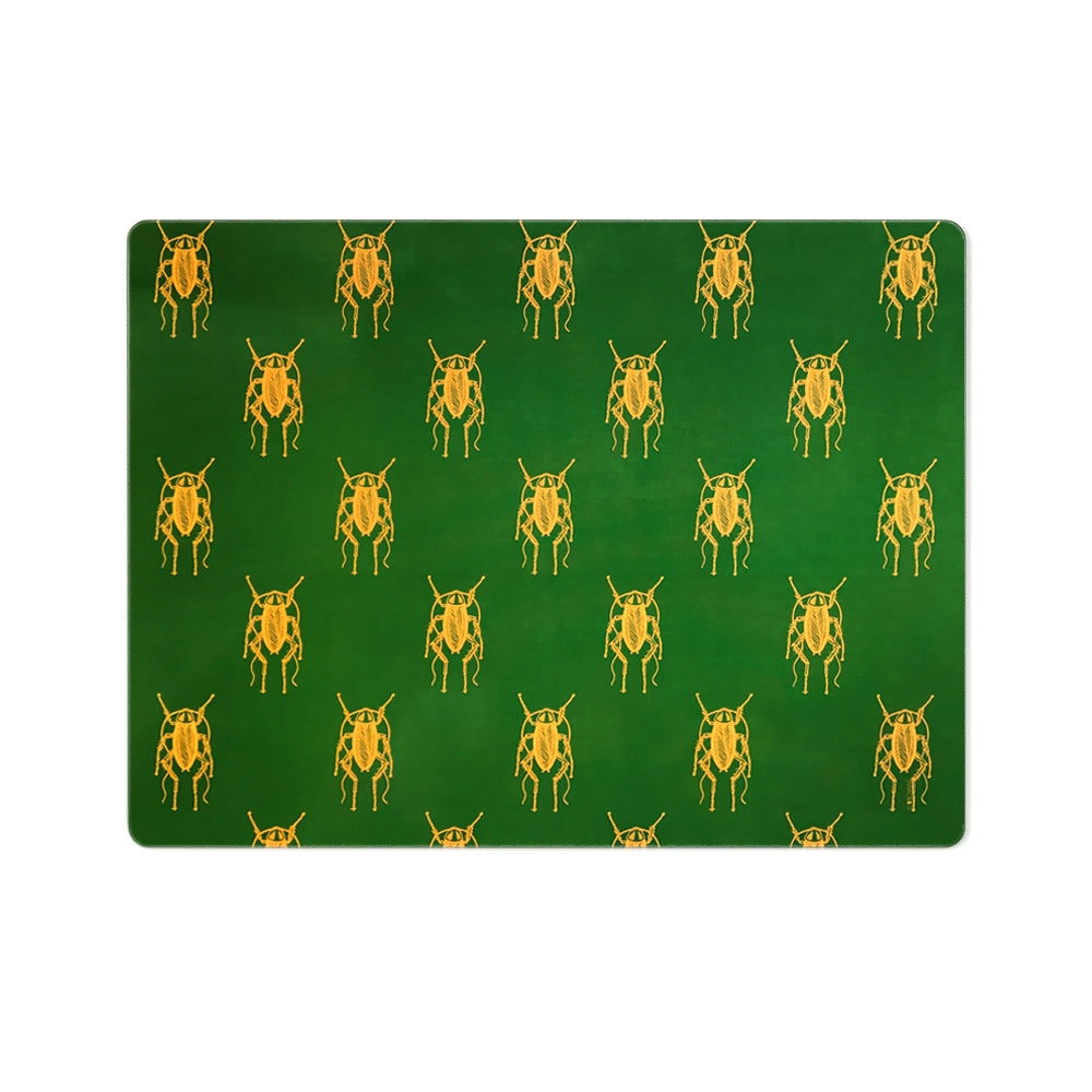 Cockroach [YellowGreen] Placemats (set of two)