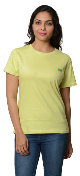 My Indian Dream Women's Cool Cotton T-Shirt (Green)