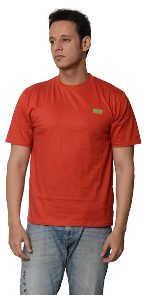 My Indian Dream Men's Cool Cotton T-Shirt (Red)