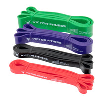 RISEband 4 Pack (Levels 1-4) - Victor.Fitness