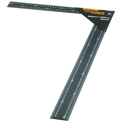 Trades Pro 600Mm X 400Mm Combo Rafter Square