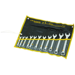 Trades Pro 11Pc Metric R&Oe Spanner Set