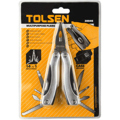 TOLSEN Multi Purpose Plier-Hand Tools-Tolsen-Herbos Equipment Limited