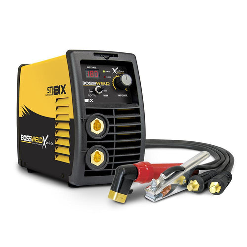 Bossweld X Series 180A Inverter ARC/LIFT DC TIG Welder 15A Plug