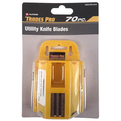 Trades Pro 70Pc Utility Knife Blades