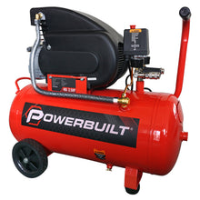 POWERBUILT Air Compressor 40L 2.5hp Direct Drive