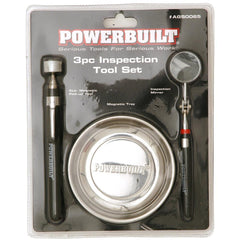 Powerbuilt 3Pc Inspection Tool Set