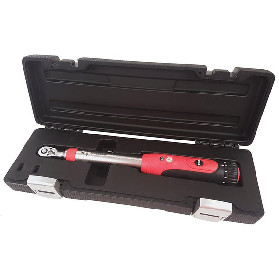 Powerbuilt 1/4″ Dr Torque Wrench