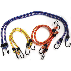 Team Mechanix 6Pc Bungee Cord Set