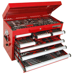 POWERBUILT 248pc Complete Tool Chest & Assorted Tools