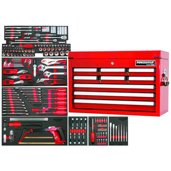 POWERBUILT 219pc Apprentice Tool Set