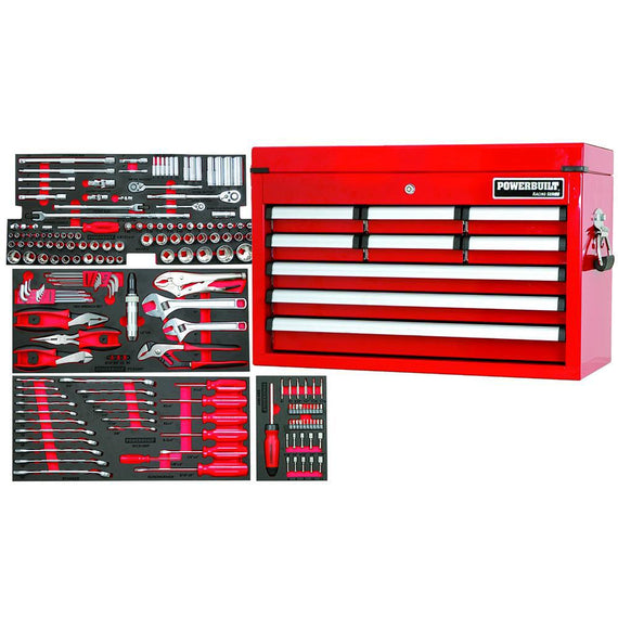 POWERBUILT 189pc Tool Set