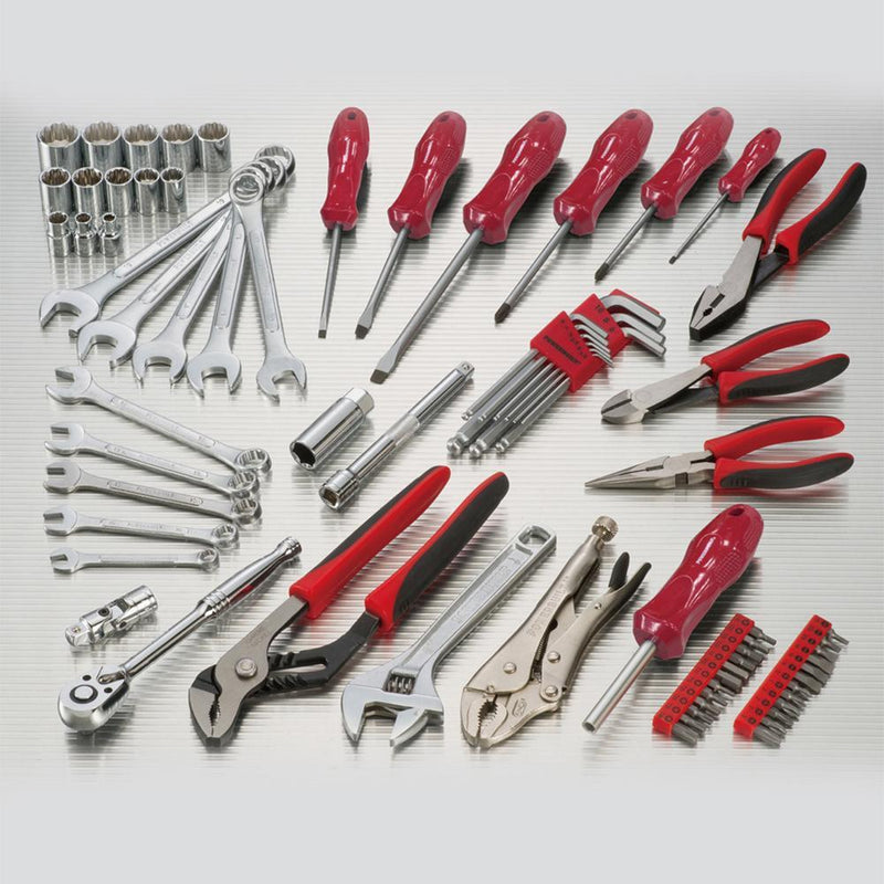 Powerbuilt 3/8Dr 74Pc Metric Tool Set