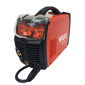WELDCO 160A Inverter MIG/TIG/ARC Welder 10A plug