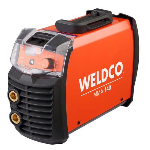 WELDCO 140A Inverter ARC (MMA)/ DC Lift TIG welder 10A Plug