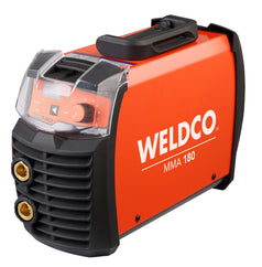 WELDCO 180A Inverter ARC (MMA)/ DC Lift TIG welder 15A plug