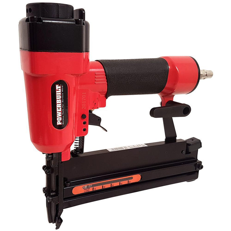 Powerbuilt 18Gauge 2 In 1 Brad Nailer & Stapler
