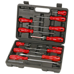 POWERBUILT 31pc Screwdriver Set-Screw Driver Set-Powerbuilt-Herbos Equipment Limited
