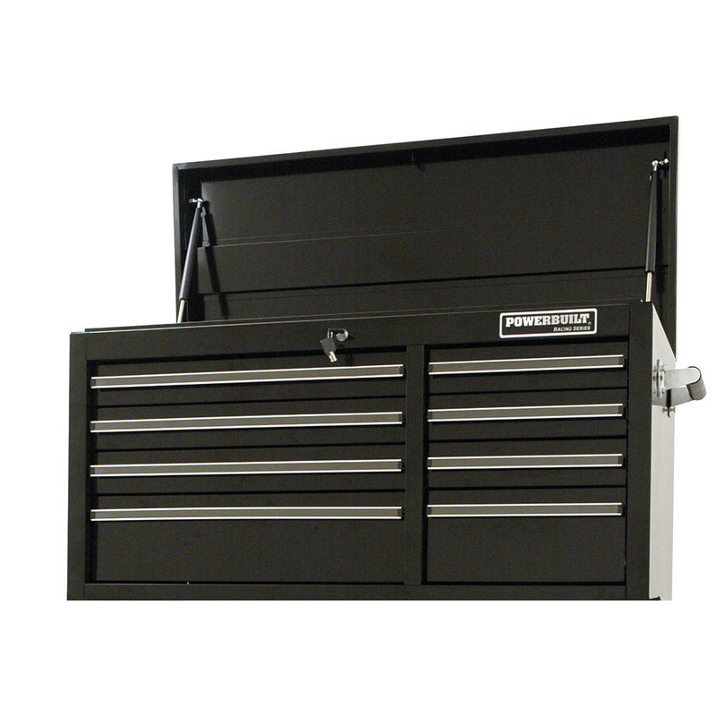"POWERBUILT 41"" 8 Drawer Tool Chest - Racing Series-Tool Box-Powerbuilt-Herbos Equipment Limited"