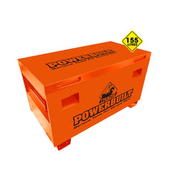 "Powerbuilt Tradie Site Storage Box 36"" 155 Litres-Tool Box-Powerbuilt-Herbos Equipment Limited"