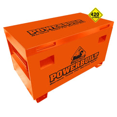 "Tradie Site Storage Box 48"" 420 Litres-Tool Box-Powerbuilt-Herbos Equipment Limited"
