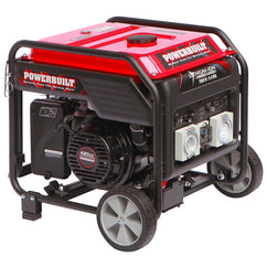 POWERBUILT 7500W 9.4kVA Open Frame Inverter Generator-Generator-Powerbuilt-Herbos Equipment Limited