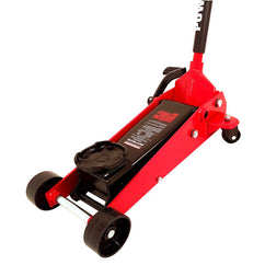 Powerbuilt 2500kg / 2.75 Ton Garage Jack with Quicklift-Trolley Jack-Powerbuilt-Herbos Equipment Limited